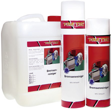Spray pentru curatat frane si ambreaj 850 ml